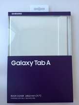 Book Cover калъф за Galaxy Tab A T550 и T555