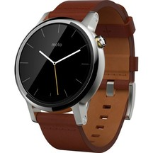 Motorola Moto 360 42mm (2nd Gen) Leather