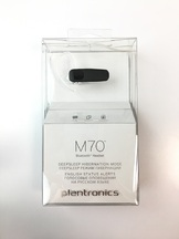 Bluetooth Plantronics M70