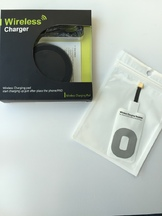Wireless charging за Iphone 6 plus