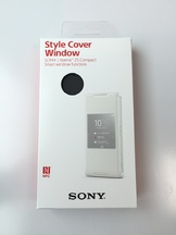 Style Cover Window калъф за Sony Xperia Z5 compact SCR44