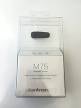 Bluetooth Plantronics M75