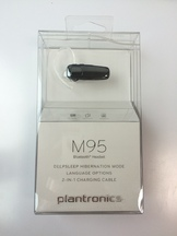 Bluetooth Plantronics M95