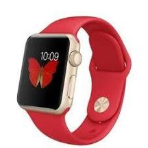Watch Red Gold Sport band 42mm