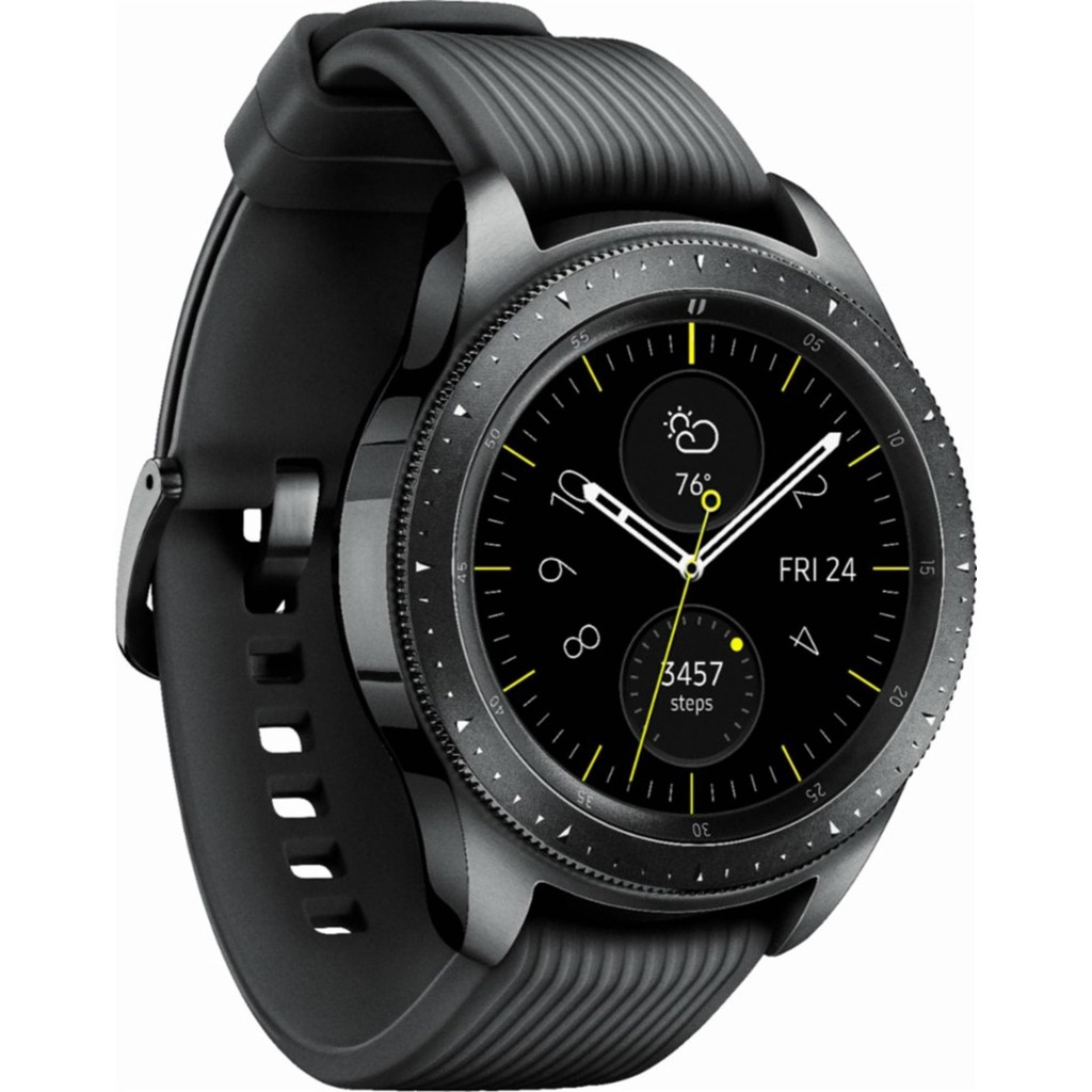 Samsung Galaxy Watch R810 Midnight Black 42mm