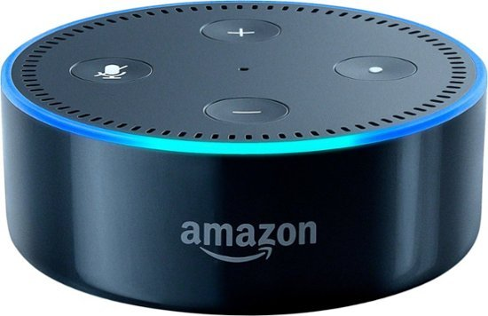 Amazon Echo Dot Speaker (2nd Generation)
