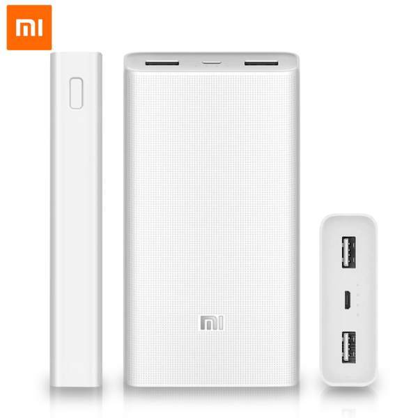 Fast Charge Power Bank батерия Xiaomi 2 Gen 20000 mAh