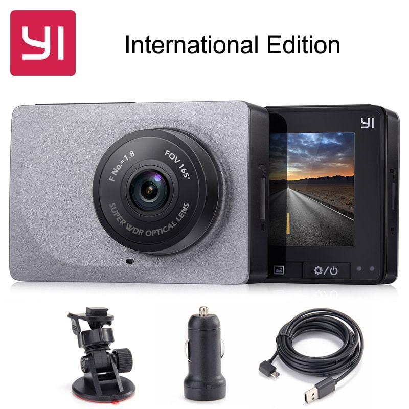 Видеорегистратор yi smart dash camera yi ycs.1015.en
