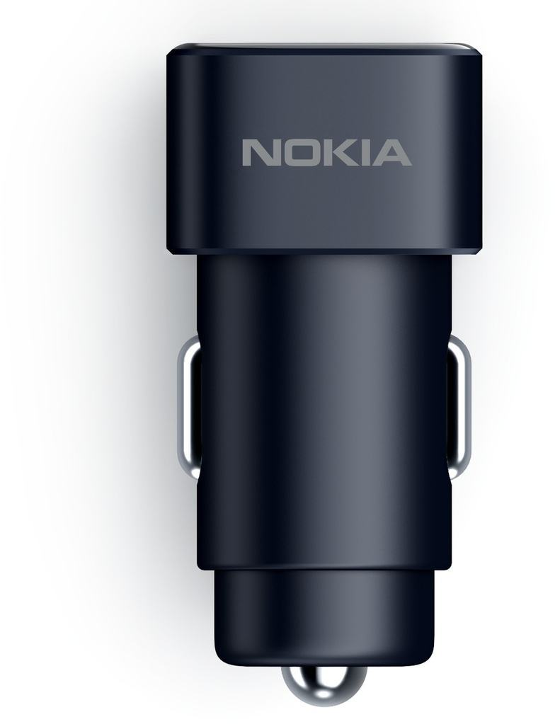 Double USB Car Charger за Nokia 7.1