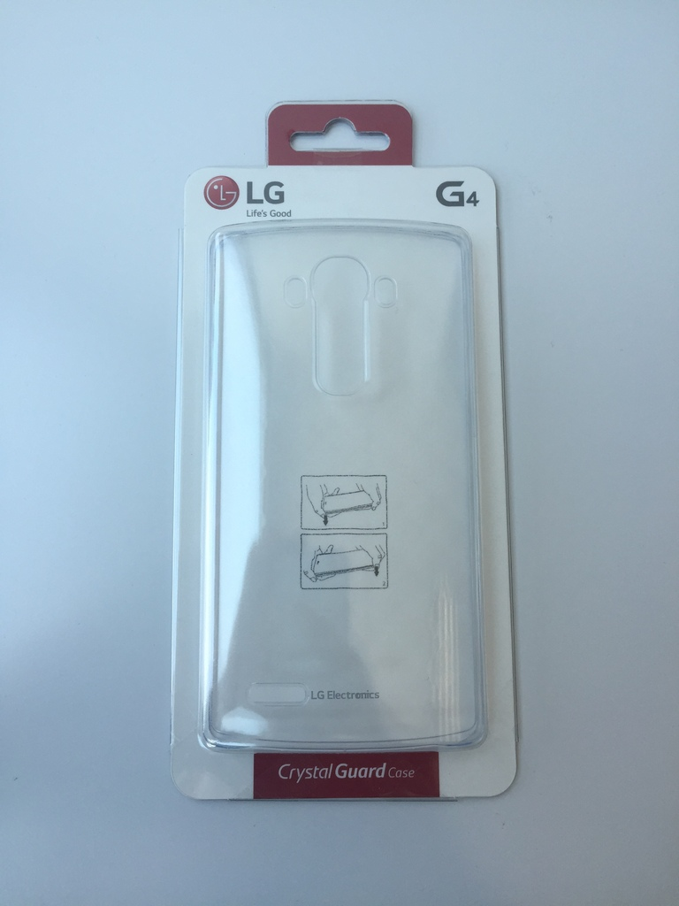 Crystal Guard Case за LG G4