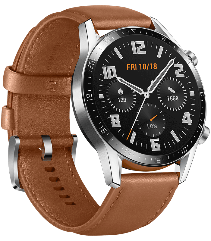 Huawei Watch GT 2 Classic Pebble Brown 46mm