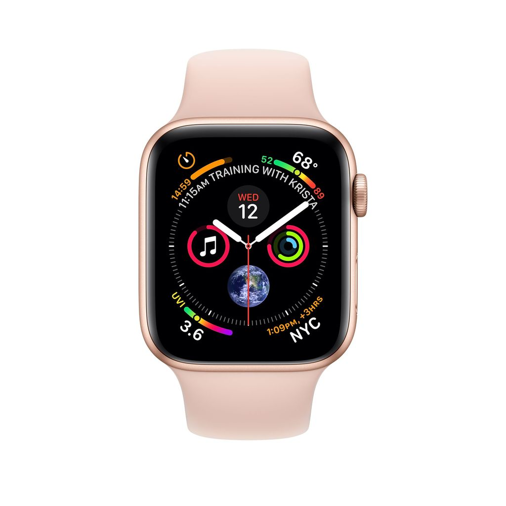 Apple watch series 4 gps 44mm aluminum