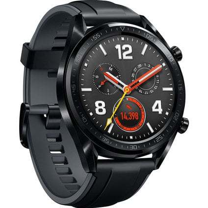 Huawei Watch GT B19S Silicone Black
