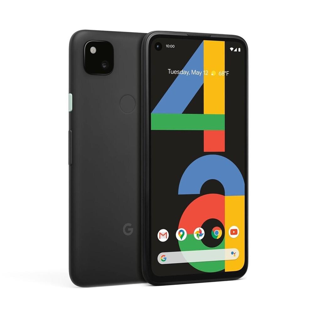 Google Pixel 4a 128GB + 6GB RAM Just Black, цена в София, Младост за черен  на изплащане | Citytel