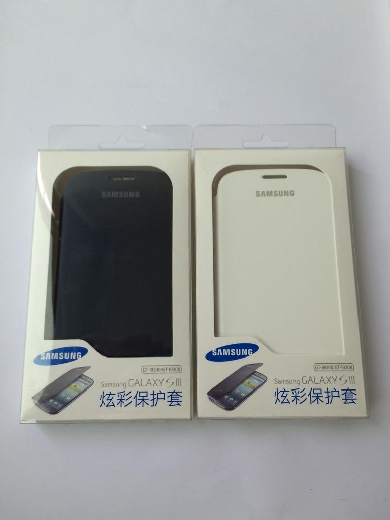 sports shoes 8367a 7d1ff Flip Cover калъф за Samsung Galaxy S3 Neo I9301, I9300 модел EFC ...