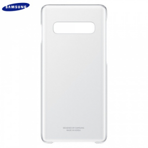Clear Cover Translucent кейс за Samsung Galaxy S10