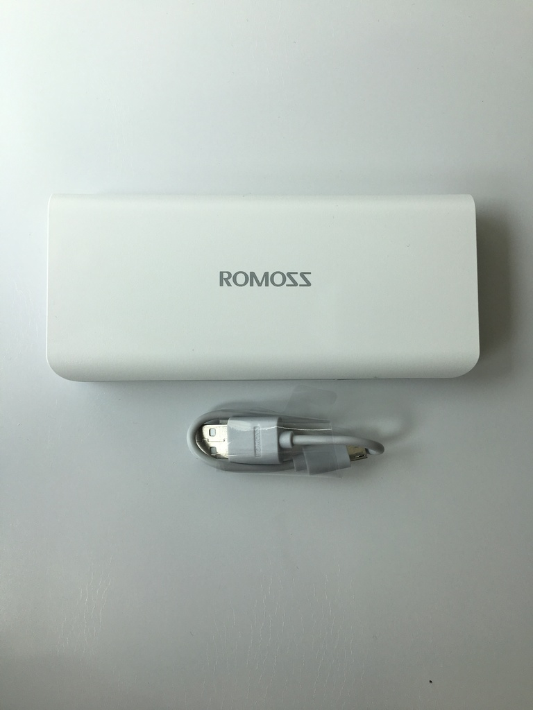 Power Bank батерия ROMOSS 10000 mAh