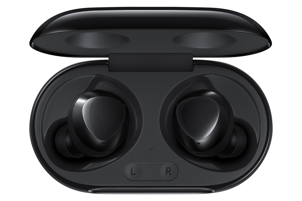 Bluetooth слушалки Samsung Galaxy Buds+ plus R175 - black