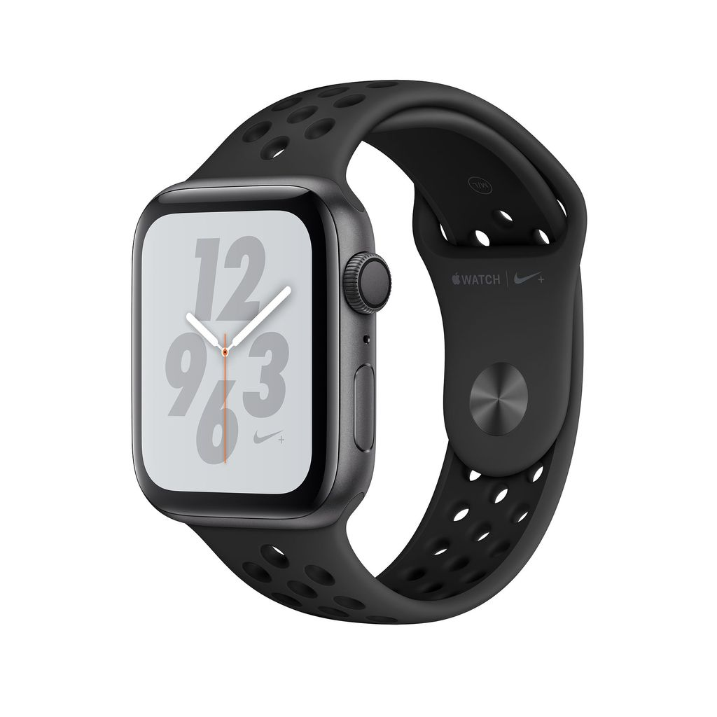 Apple Watch Nike+ Space Gray Case Anthracite/Black Band 44mm Series 4 GPS