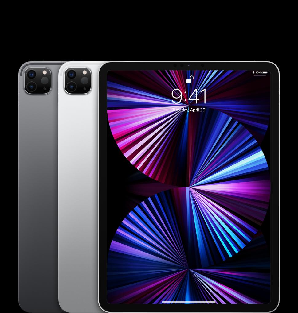 iPad Pro 11 M1 128GB, 8GB RAM 2021 Silver, Gray, цена в ...