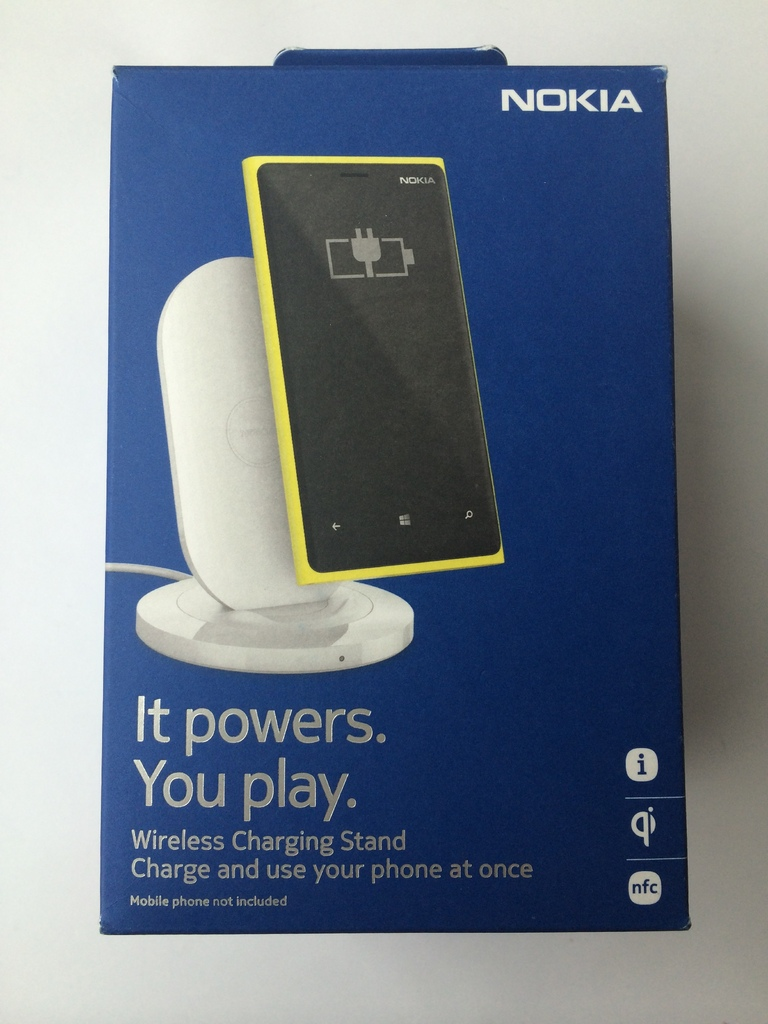Wireless charging Nokia DT-910