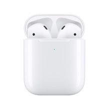 AirPods (2 Gen) with Wireless Charging Case