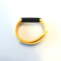Каишка за Xiaomi Amazfit Band 5 - Yellow