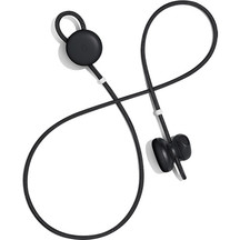 Bluetooth слушалки Google Pixel Buds with translations - black