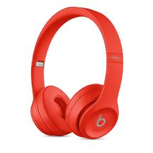 Слушалки Beats Solo3 Wireless On-Ear Headphones - (PRODUCT) Red
