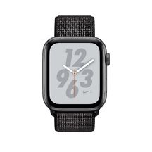 Apple Watch Nike+ Space Gray Case Black Sport Loop 44mm Series 4 GPS