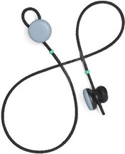 Bluetooth слушалки Google Pixel Buds with translations - blue