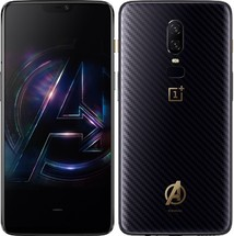 OnePlus 6 Avengers Carbon Black Version 256GB + 8GB RAM