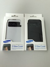 S View Cover за Samsung Galaxy S4 mini