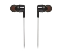 Слушалки JBL T210 In-ear headphones - black