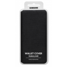 Flip Wallet Cover за Samsung Galaxy A40