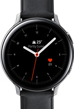 Samsung Galaxy Watch Active2 Steel Silver 40mm (Wi-Fi)