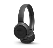 Bluetooth слушалки JBL T500BT headphones - black