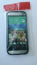 Силиконов гръб за HTC One Mini 2
