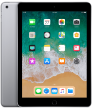 "Apple iPad 9.7"" 128GB Wi-Fi+Cellular (6th Generation 2018)"