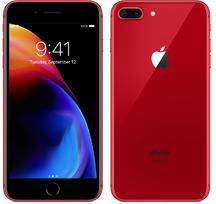 Apple iPhone 8 Plus (PRODUCT) RED 256GB