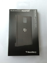 Hard shell гръб за Blackberry Passport