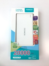 Power Bank батерия ROMOSS 20000 mAh