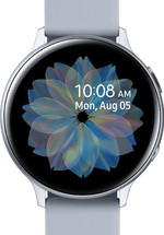 Samsung Galaxy Watch Active2 Aluminum Cloud Silver 44mm (Wi-Fi)