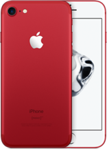 Apple iPhone 7 RED 128GB