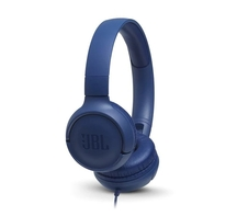 Слушалки JBL T500 HEADPHONES - blue