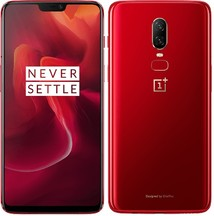 OnePlus 6 Red Edition 128GB + 8GB RAM