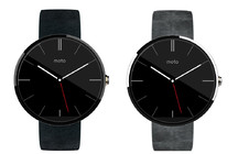 Motorola Moto 360 leather