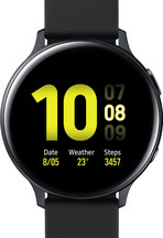 Samsung Galaxy Watch Active2 Aluminum Aqua Black 40mm R830 (Wi-Fi)