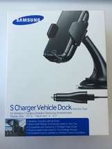 Wireless S Charger Vehicle Dock за Samsung