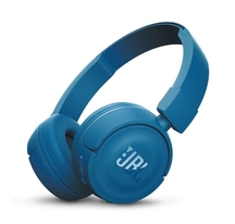 Bluetooth слушалки JBL T450BT headphones - blue